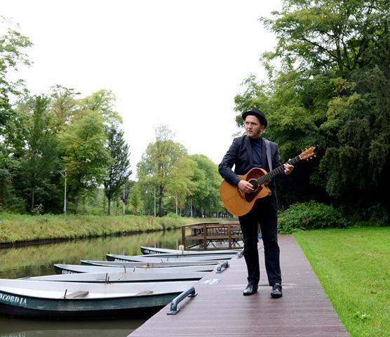 Arie Spaans in Concert op Scheveningen