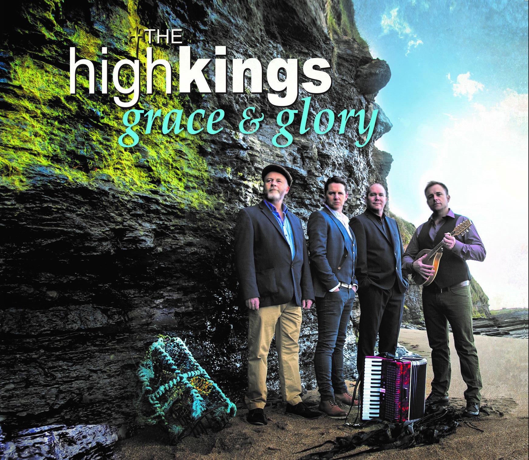 Uniek concert Oude Kerk Keizerstraat: The High Kings (IRL)