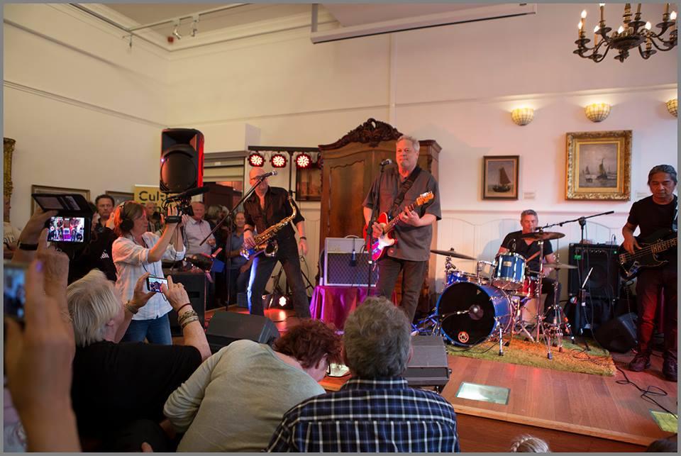 Weekoverzicht Live muziek op Scheveningen: week 24 2018