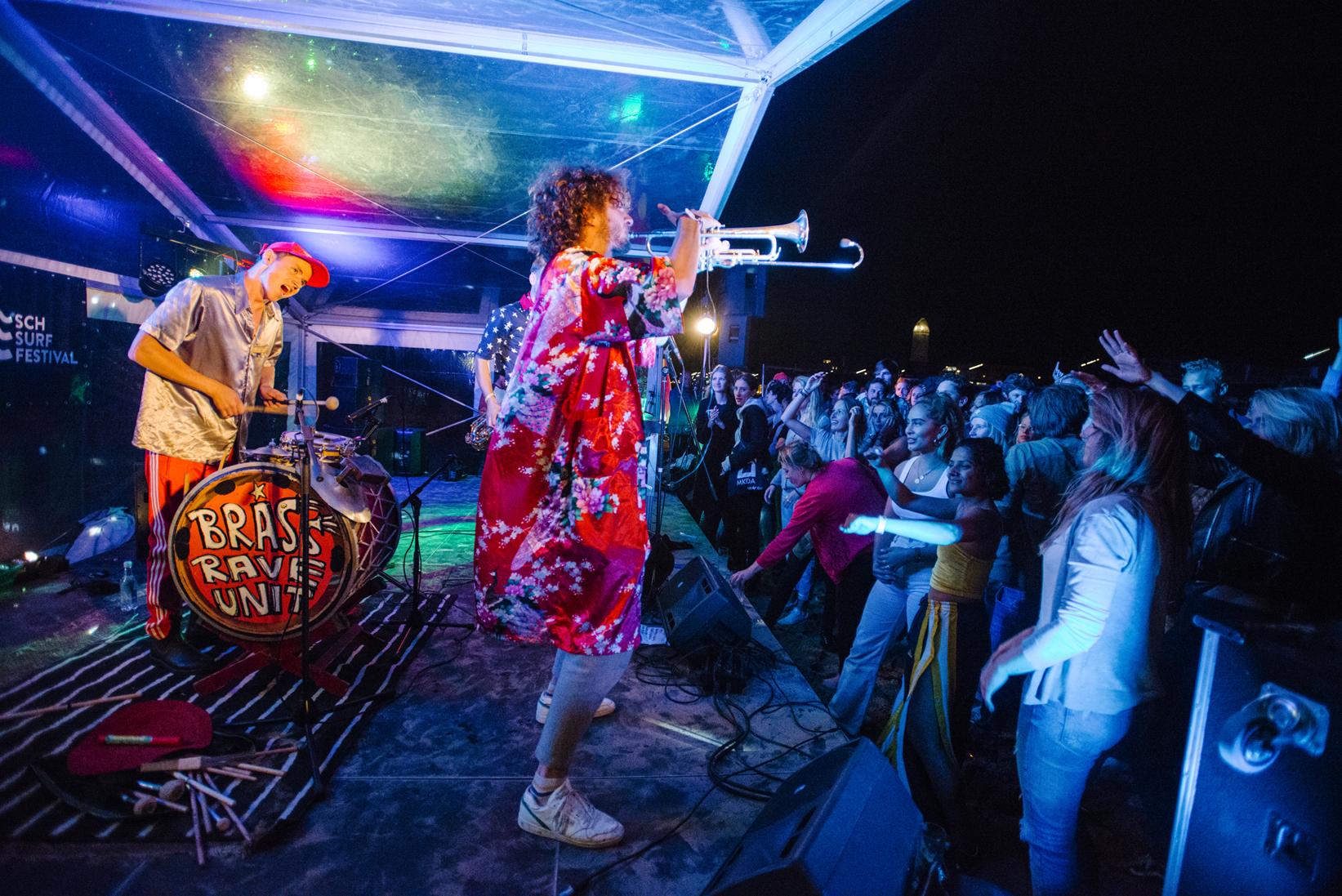 Weekoverzicht Live muziek op Scheveningen: week 35 – 2019