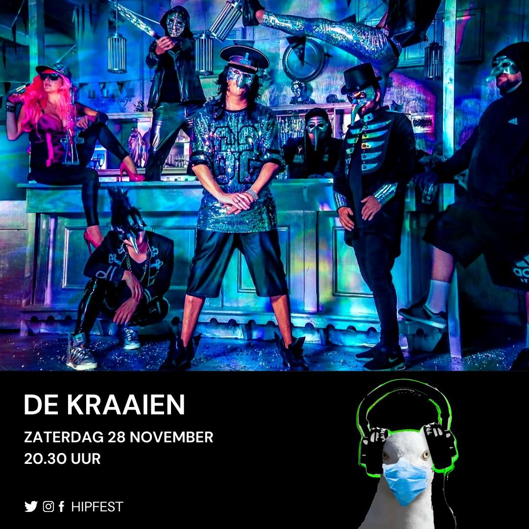 HipFest en Talenten Aan Zee in één weekend